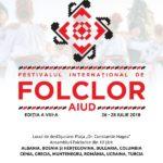 Joi, 26 iulie 2018, începe cea de-a VIII-a ediție a Festivalului Internațional de Folclor de la Aiud. Vezi programul