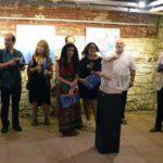 """Punct final pentru cea de XXIII-a ediție a Taberei Internaţionale de Artă Plastică """"Inter-Art"""" de la Aiud"""