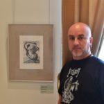 Lucrările artistului plastic aiudean Ştefan Balog expuse la Muzeul de Artă din Tulcea