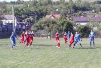 Derby-ul aiudean al Ligii a IV-a Alba s-a încheiat nedecis: Olimpia Aiud – Metalul Aiud 1-1 (1-1)