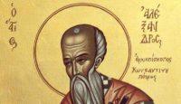 Obiceiuri și tradiții de Sfântul Alexandru: Rugăciunea făcătoare de minuni | aiudinfo.ro
