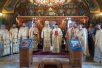 A fost resfințită biserica din parohia Lopadea Veche, protopopiatul Aiud