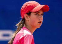 O tânără speranță a tenisului din Aiud, campioană în cadrul turneelor International Championships of Romania și Tennis Europe Under 14